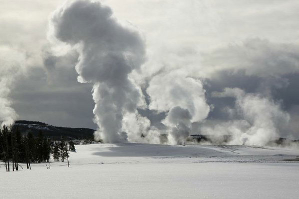Visit West Yellowstone Montana for incredible winter photography opportunities