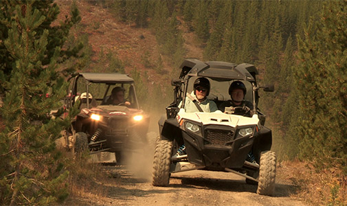 West Yellowstone ATV