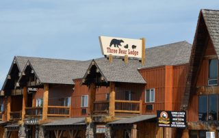 Montana Yellowstone Three Bear Lodge