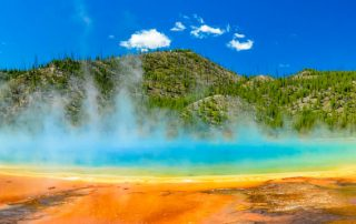 west yellowstone thermal pool
